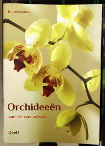 deel 1 Orchideeën voor de vensterbank